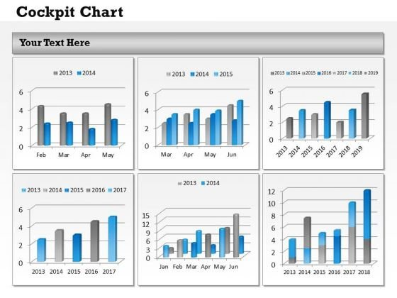 Business Cycle Diagram Display Data In Dashboard Layout Business Diagram