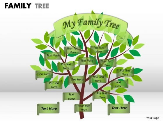 Business Cycle Diagram Family Tree Consulting Diagram