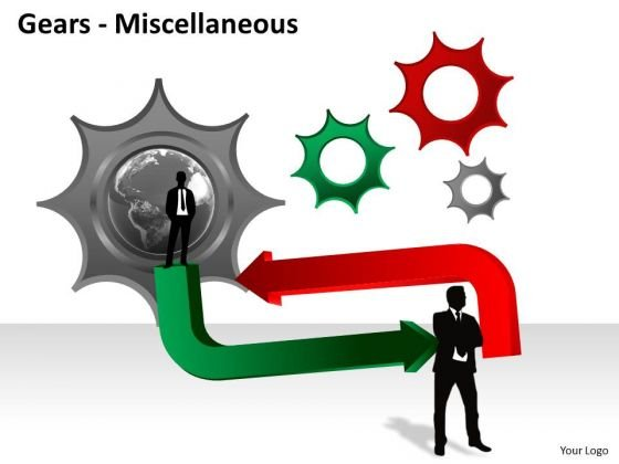 Business Cycle Diagram Gears Misc Strategic Management