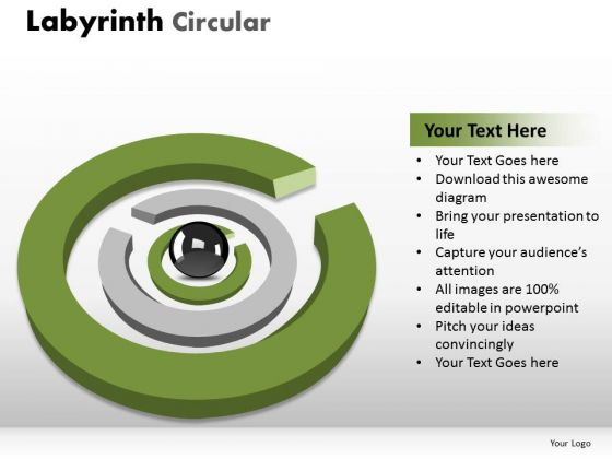 Business Cycle Diagram Labyrinth Circular Mba Models And Frameworks