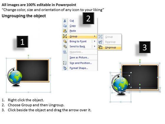 business_cycle_diagram_school_time_blackboard_business_framework_model_2
