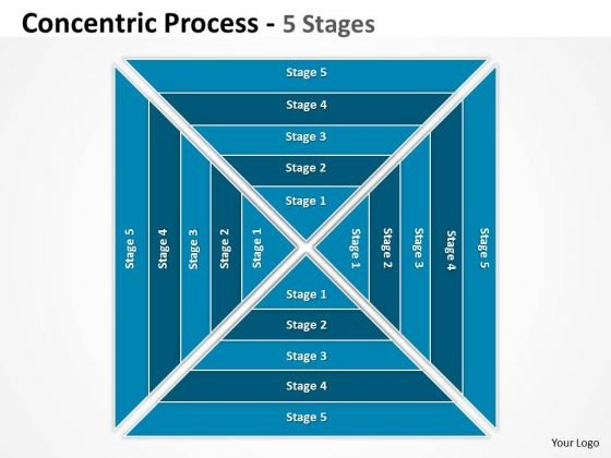 Business Cycle Diagram Square Shaped Business Diagram Marketing Diagram