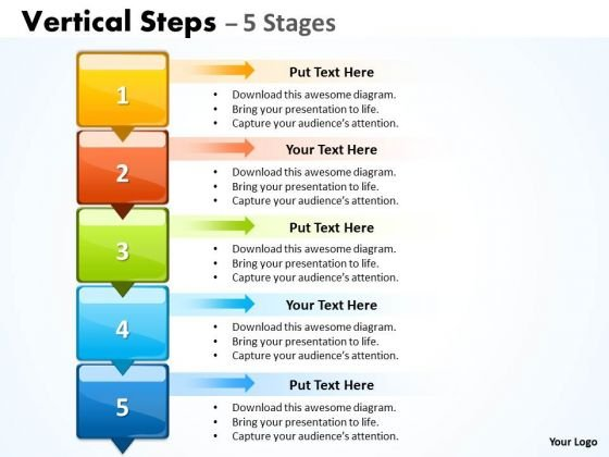 Vertical Steps Powerpoint Templates Slides And Graphics