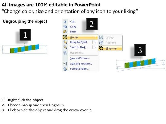 business_diagram_3d_puzzle_linear_flow_process_8_stages_marketing_diagram_2