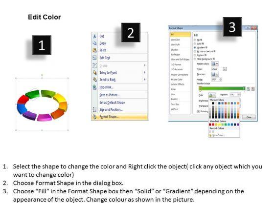 business_diagram_3d_ring_process_9_pieces_sales_diagram_3