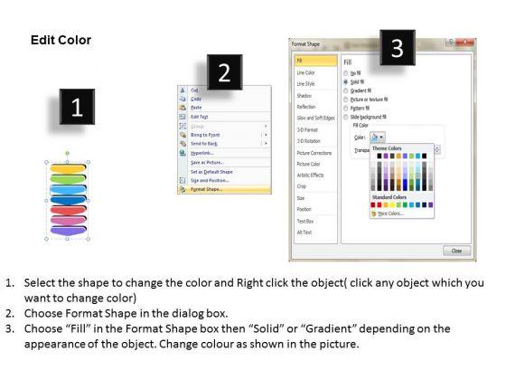 business_diagram_7_staged_bookmark_design_diagram_sales_diagram_3