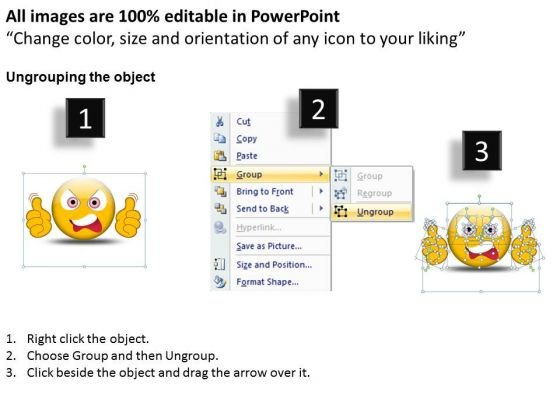 business_diagram_angry_expression_smiley_sales_diagram_2