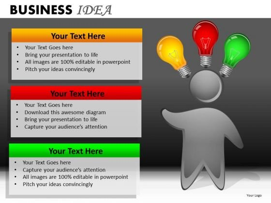 Business Diagram Business Idea Mba Models And Frameworks