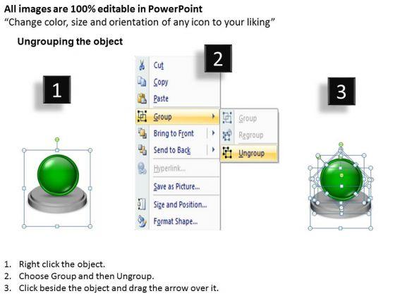 business_diagram_comparison_diagram_4_stages_sales_diagram_2