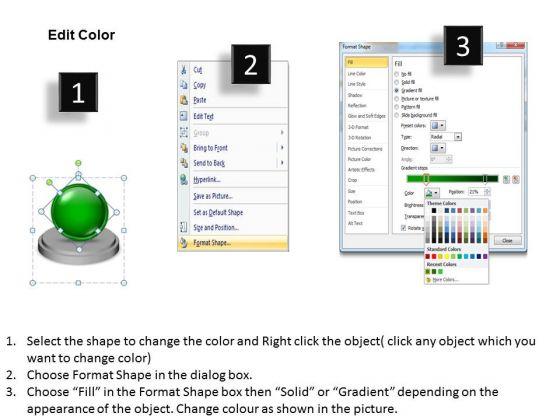 business_diagram_comparison_diagram_4_stages_sales_diagram_3