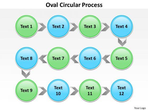 Business Diagram Complex Flow Process Marketing Diagram