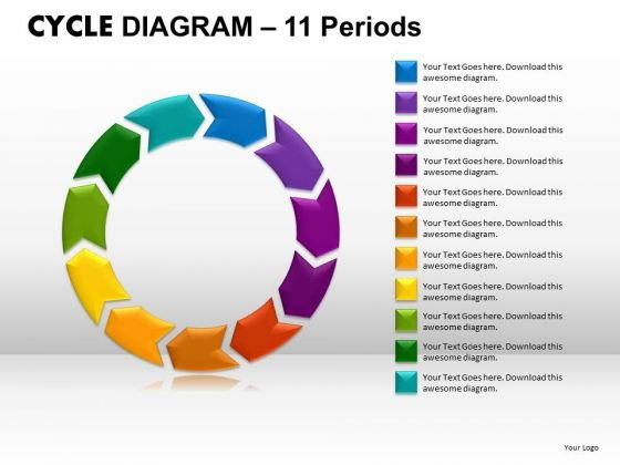 Business Diagram Cycle Diagram Marketing Diagram