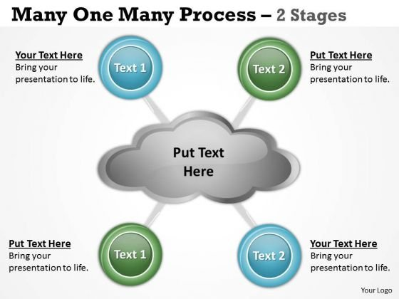 business_diagram_many_one_many_process_2_stages_sales_diagram_1