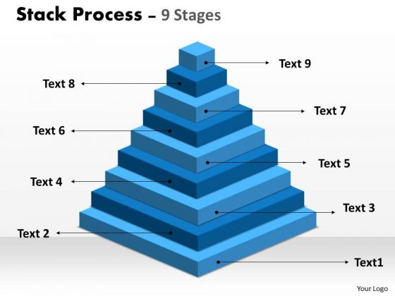 business_diagram_stack_process_with_9_stages_for_business_growth_marketing_diagram_1
