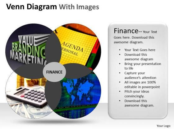 Business Diagram Venn Diagram With Images Marketing Diagram