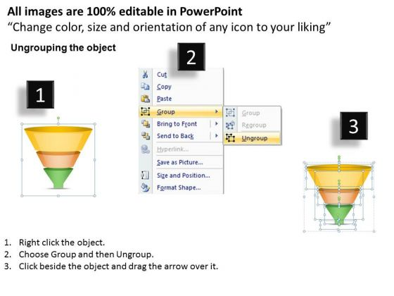 business_finance_strategy_development_3_staged_dependent_funnel_process_sales_diagram_2