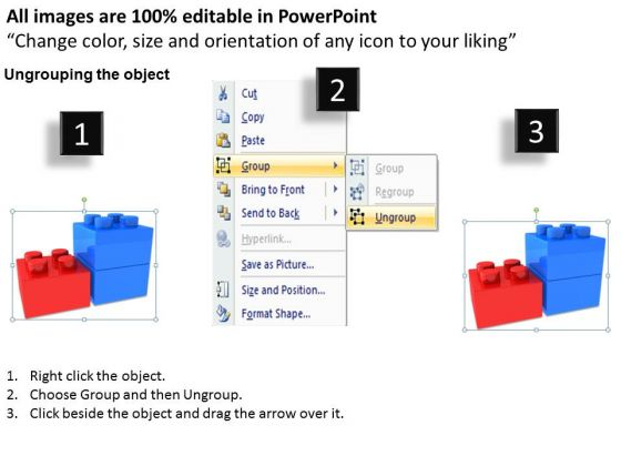 business_finance_strategy_development_3d_lego_blocks_2_step_sales_diagram_2