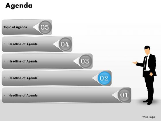 Business Finance Strategy Development Agenda Sales Diagram