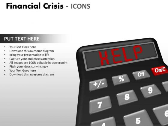 Business Finance Strategy Development Financial Crisis Icons Mba Models And Frameworks