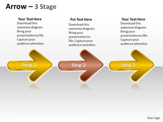 Business Finance Strategy Development Linear Flow Arrow Business Cycle Diagram