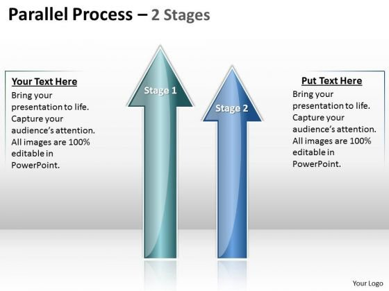 Business Finance Strategy Development Parallel Process 2 Stages