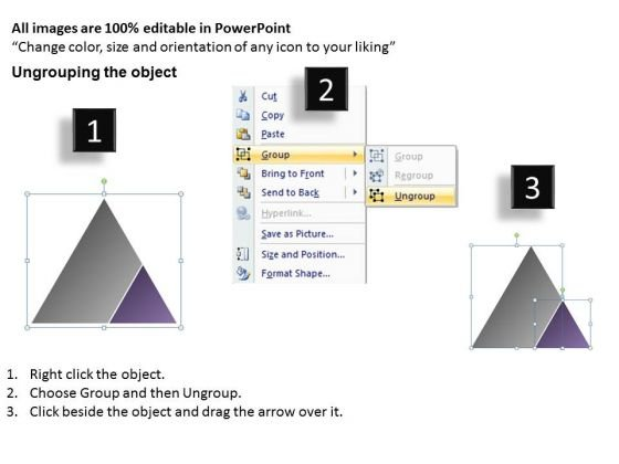business_framework_model_2d_pyramid_with_two_stages_strategy_diagram_2