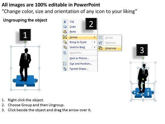 business_framework_model_3d_5x5_missing_puzzle_piece_marketing_diagram_2
