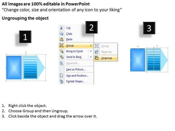 business_framework_model_3d_lists_of_items_9_marketing_diagram_2