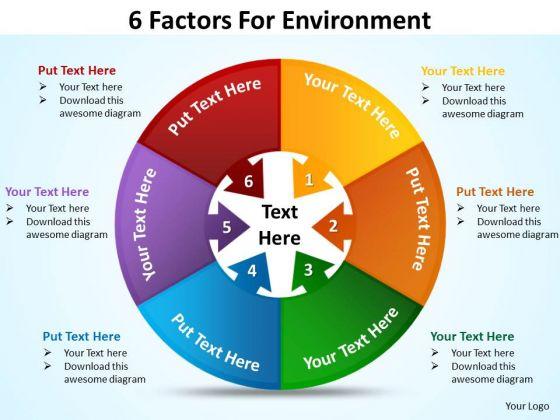 business_framework_model_6_factors_for_diagram_environment_sales_diagram_1