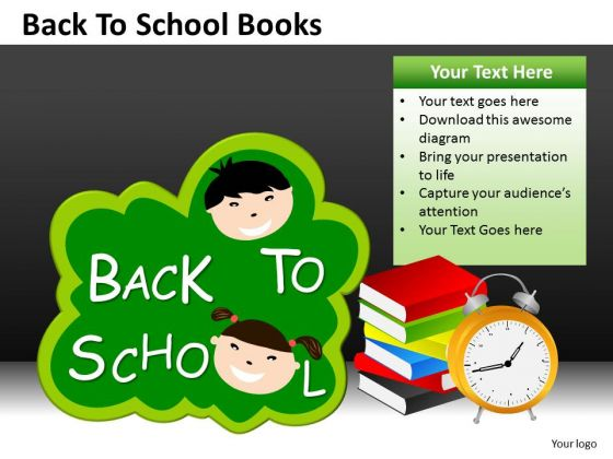 Business Framework Model Back To School Books Consulting Diagram