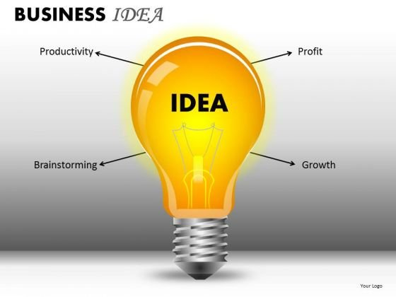 Business Framework Model Business Idea Consulting Diagram