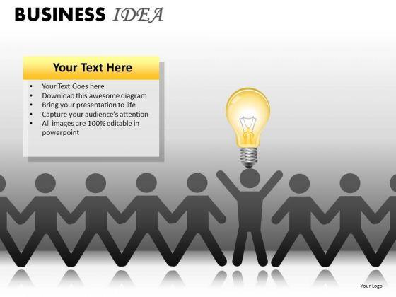 Business Framework Model Business Idea Strategic Management