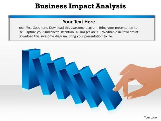 Business Framework Model Business Impact Analysis Strategic Management