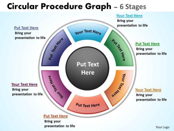 Business Framework Model Circular Procedure Graph Diagrams Marketing Diagram