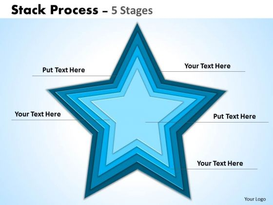 Business Framework Model Stack Process Graphics Marketing Diagram