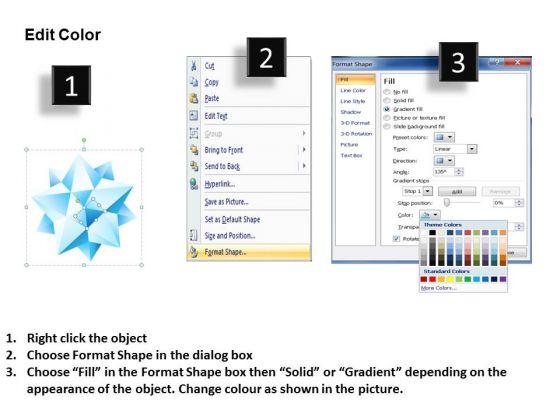 business_framework_model_triangles_strategy_diagram_3