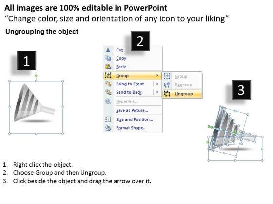 business_framework_model_use_funnel_diagram_for_process_control_strategic_management_2