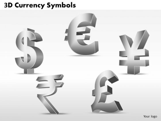 Consulting Diagram 3d Currency Symbols Business Cycle Diagram