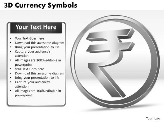Consulting Diagram 3d Currency Symbols Mba Models And Frameworks