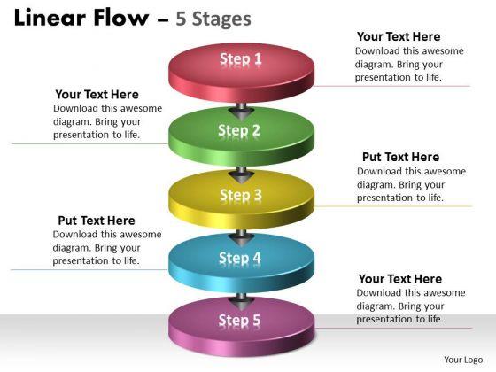 Consulting Diagram 5 Stages Business Diagram Sales Diagram
