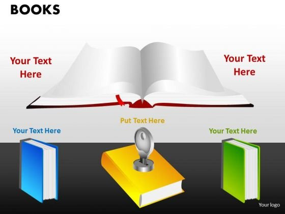 Consulting Diagram Books Business Diagram