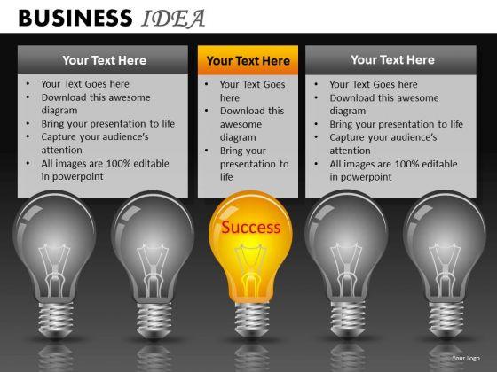 Consulting Diagram Business Idea Strategic Management
