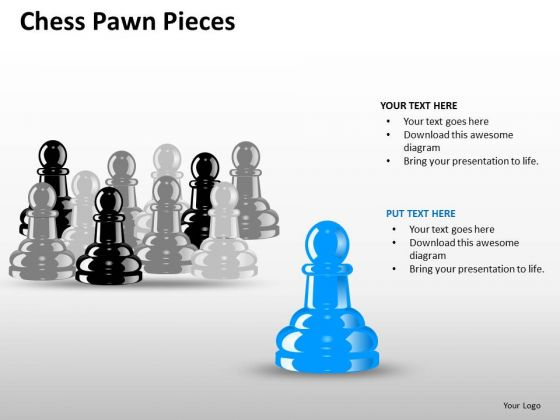 Consulting Diagram Chess Pawn Pieces Mba Models And Frameworks