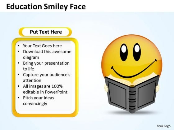 Consulting Diagram Education Smiley Face Sales Diagram