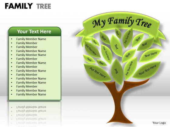 Consulting Diagram Family Tree Strategic Management