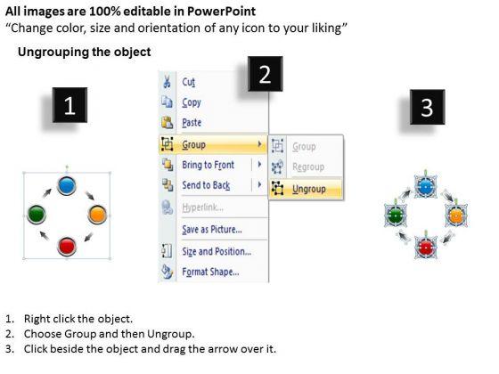 consulting_diagram_four_dependencies_strategy_diagram_2
