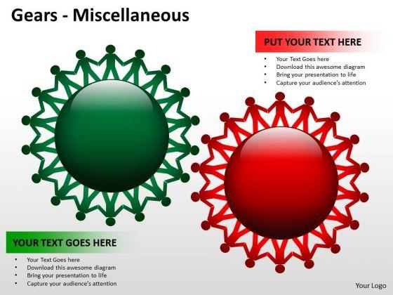 Consulting Diagram Gears Misc Strategic Management