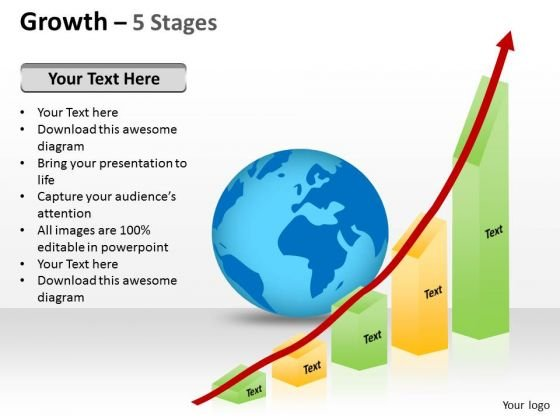 Consulting Diagram Growth 5 Stages Mba Models And Frameworks