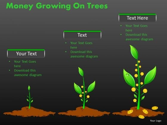 Consulting Diagram Money Growing On Trees Strategic Management