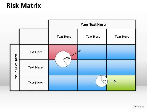 Consulting Diagram Risk Matrix Diagram Sales Diagram